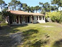 Villa for rent LA PALMYRE